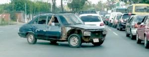 Unfälle in Paraguay vorprogramiert